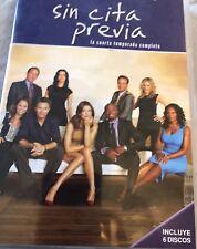Private Practice-Staffel 4-komplett (DVD, 2012)