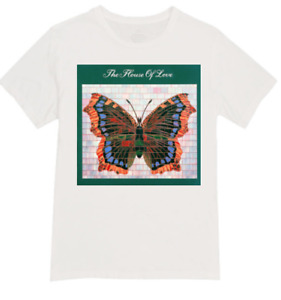 house of love butterfly album t-shirt - quality dtg prints no heat transfers