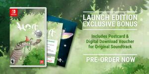 Hoa Launch Edition inc Postcard &Soundtrack Switch Physical