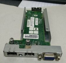 HP Proliant 591201-001 584565-001 DL580 G7 DL980 USB And Video Board Assembly