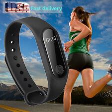 Bluetooth Smar Bracelet Fitness Tracker for Men Women Samsung S9 S8 N9150 LG ZTE