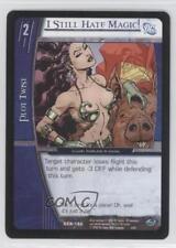 2006 VS System DC Infinite Crisis #DCR-192 I Still Hate Magic! Gaming Card 3v2