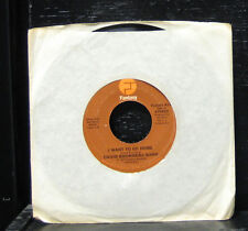 "David Bromberg Band - I Want To Go Home VG+ 7"" Vinyl 45 Record 1977 Fantasy 812"