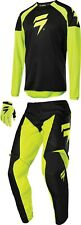 Shift White Label Race 1 Combo - Jersey Pant MX Motocross Dirt Bike ATV MTB Gear