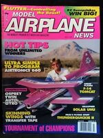 Model Airplane News R/C Modeling Magazine Issue March 1993