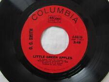O.C.Smith,Little Green Apples,/Long Black Limosine,45,Columbia