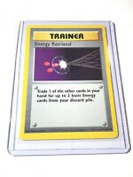 ENERGY RETRIEVAL - Base Set - 81/102 - Uncommon - Pokemon Card - Unlimited - NM