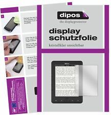2x trekstor eBook Reader Pyrus protectoras TRANSPARENTES para protector de pantalla Lámina Display