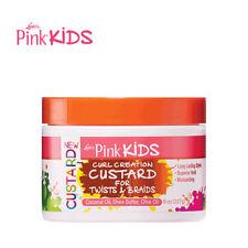 Luster's Pink Kids Curl Creation Custard for Twist & Braids 8 oz