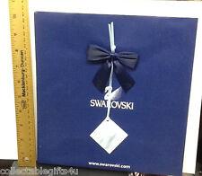 Swarovski Gift Bag 10 x 10 X 4 1/2 Inch