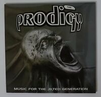 The Prodigy - music for the jilted generation 2LP NEU/OVP/SEALED gatefold sleeve