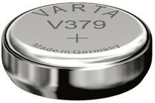 VARTA Primary Silver Button V379 / SR 63 Batterien