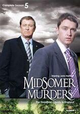 Midsomer Murders : Season 5 (DVD, 2006, 3-Disc Set)