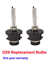 D2S 10000K HID XENON PAIR / Two OEM REPLACEMENT BULB Lamp Blue