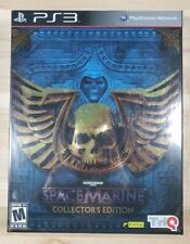 New! Warhammer 40,000: Space Marine [Collector's Edition] (Playstation 3, 2011)