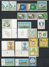 Saudi Arabia: Great lot all different sets mint Nh, +50$. Sa41