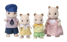 Sylvanian Families Hamster Famille