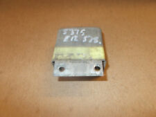 BMW E3 E12 2002 3-PIN Relay with Pin-Outs of DF, D+ and D-