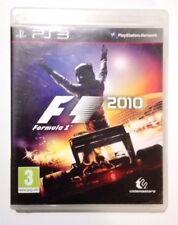 F1 2010 Formula 1 Jeu PS3 PlayStation 3