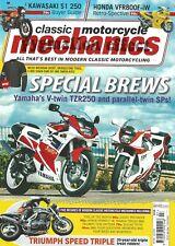 Kawasaki S1 Suzuki B120 Triumph Speed Triple 3XVC Yamaha TZR250 3MA VFR800 F-iW