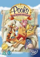 Winnie The Pooh Most Grand Adventure Search for Christopher Robin R4 DVD Disney