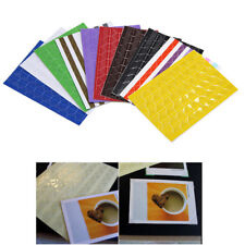 20 Sheets DIY Photo Picture Corners Self Adhesive Stickers for Fujifilm Instax