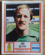 Panini football sticker 1981, Jim Blyth, Coventry City, 71