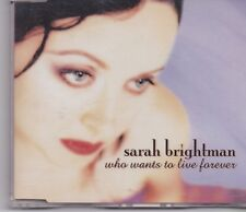 Sarah Brightman-Who Wants To Live Forever cd maxi single
