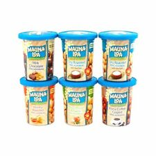 Island Classics Assortment Mauna Loa Macadamia Nuts Gift Set of Six Cans