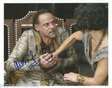 ALEXANDER SIDDIG Signed/Autographed GAME OF THRONES 8x10 Photo DORAN MARTELL,COA