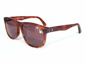 TOD'S Unisex Sunglasses TO9125 Brown Havana Tortoiseshell with Leather pouch