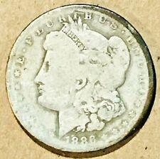1886-S Morgan Silver Dollar