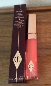 Charlotte Tilbury Lip Lustre Lasting Lip Lacquer HALL OF FAME 3.5ml 0.12oz NIB