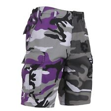 BDU Shorts Two-Tone Camo Military Camouflage Rothco 1825 1815 1810 1820