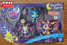 Littlest Pet Shop FAIRY MOON COLLECTION Blythe Moonlite Fairies *NIB* NRFB
