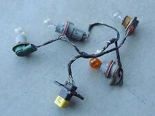 05-07 Chrysler 300C Tail Light wiring harness Bulb sockets SRT8 LH or RH