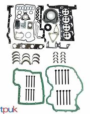 FORD TRANSIT MK6 2.4 COMPLETE ENGINE REBUILD SET & HEAD GASKET SET 2000 - 2006
