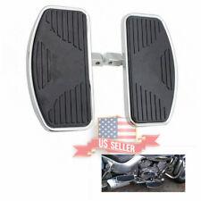 Steel&Rubber Motorcycles Front/Rear Foot Boards Foot Boards Mini Floorboards US