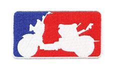 "Cool ""Major League Ruckus"" Scooter Patch Badge 9.5cm"
