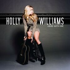 Holly Williams - Here with Me [New CD]