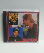 ICE CUBE / PORNO FOR PYROS Lollapalooza '92 CD OOP RARE Import Live 90s Concert