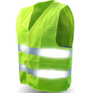 Safety Reflective Vest Ultra High Visibility Reflector Clothing for Running