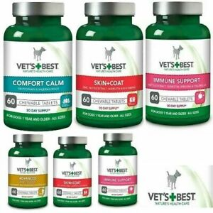 Vet's + Best Nature Health Care 60Tablets 30 Day Supply , NEW
