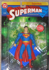 """DC DIRECT_SUPERMAN Series Collection_SUPERMAN 6"""" figure with Logo Base_New & MOC"""