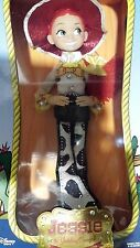 "Disney Store Limited Edition Jessie the Yodeling Cowgirl 16"" Talking Doll NRFB"