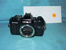 MINOLTA    X - 700            Analoge Klein Bild Kamera