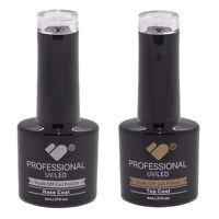 VB Line Top and Base coat - nail gel polish - professional UV/LED coats - SALE!