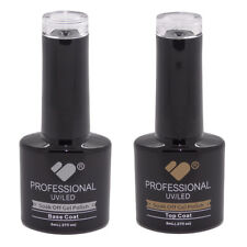 Linea VB Top e Base coat-smalto gel unghie-PROFESSIONALE UV/LED Cappotti-vendita!