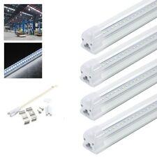 4x 60cm T8 LED Tube Leuchtstoffröhre Komplett mit Fassung Kaltweiß Lichtleiste