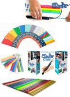Free P/&P to EU /& UK *GorillaSpoke 3Doodler Start Super Mega Pen Set For Ages 8